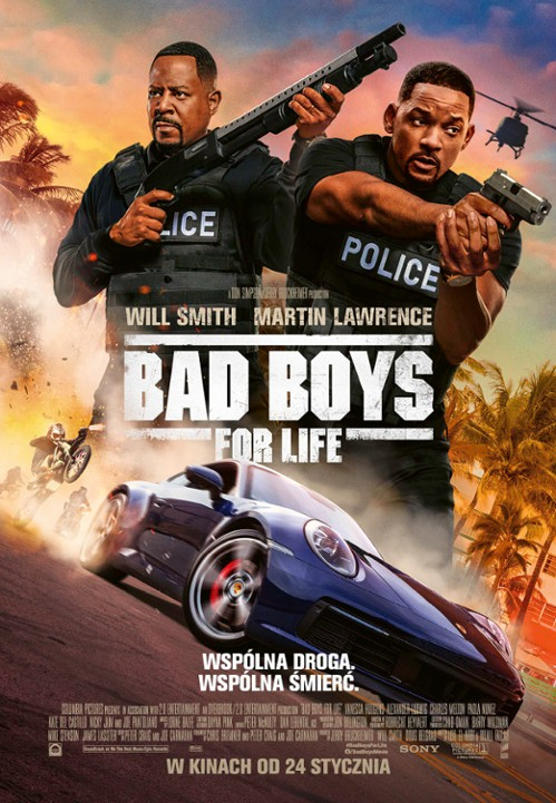 Bad Boys for Life - napisy